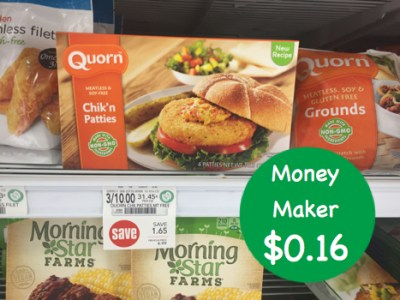 Quorn Meatless Entree Coupon Deal