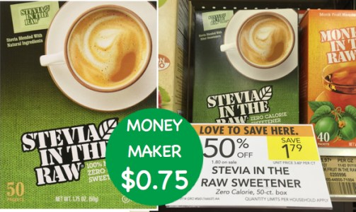 Stevia in the Raw Coupon Deal