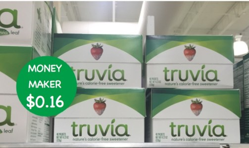 Truvia Natural Sweetener Coupon