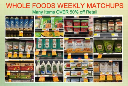 Whole Foods Weekly Matchup 022416