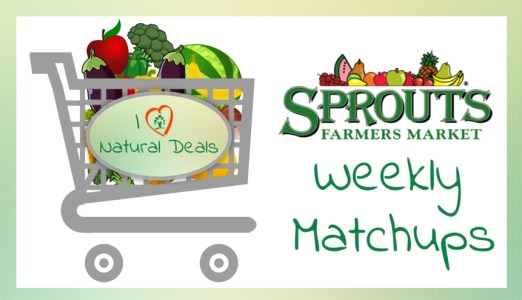 Sprouts Weekly Sales and Coupon Matchups