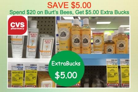 burt's bees extrabucks