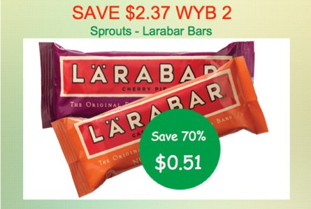 larabar coupon deal