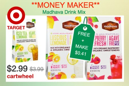 Madhava Drink Mix Coupon Deal