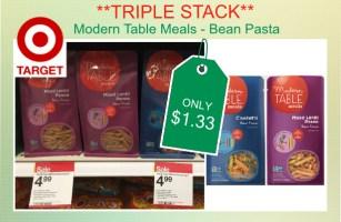 Modern Table Meals Bean Pasta coupon deal