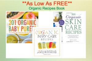 Organic Recipes Book