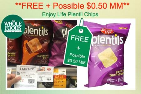 enjoy life plentil chips coupon deal