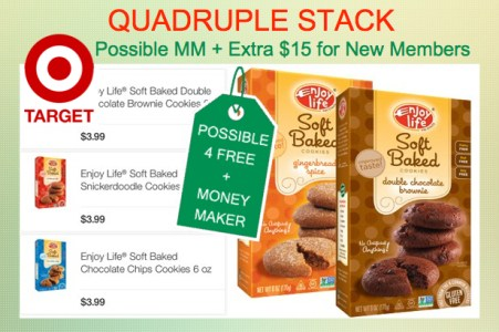 Enjoy Life Soft Baked Cookies Coupon Deal