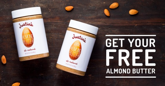 Thrive Market Free Almond Butter