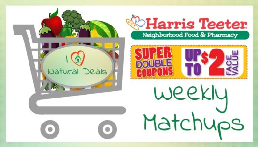 Harris Teeter Weekly Matchup Super Double Green Logo