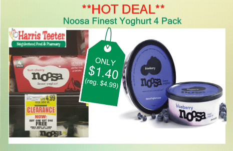 Noosa Finest Yoghurt 4 Pack Coupon Deal