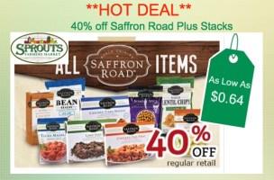 Saffron Road Products