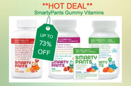 Smarty Pants Gummy Vitamins