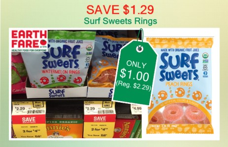 Surf Sweets Rings coupon deal