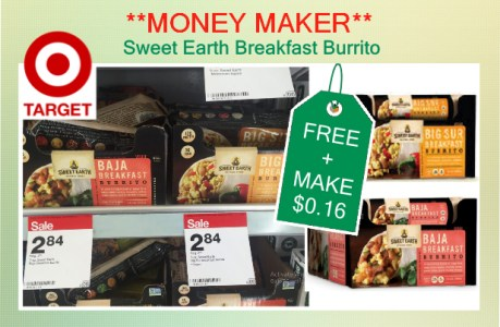 Sweet Earth Breakfast Burrito coupon deal 2