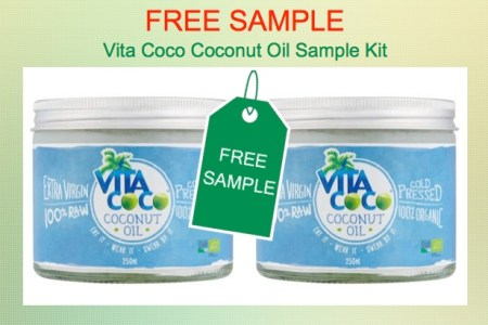 Vita Coco Coconut Oil SampleKit