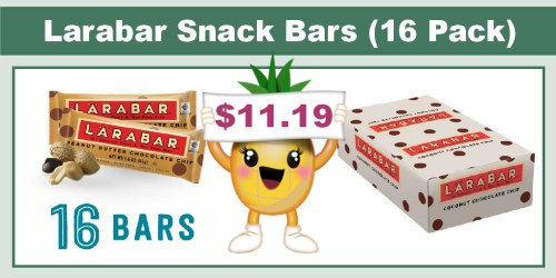 Larabar Snack Bars (16 Pack)