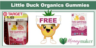 Little Duck Tiny Organics coupon deal 1