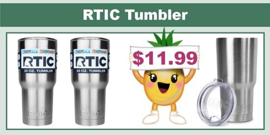 RTIC Tumbler deal