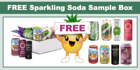Sparkling Soda Sample Box