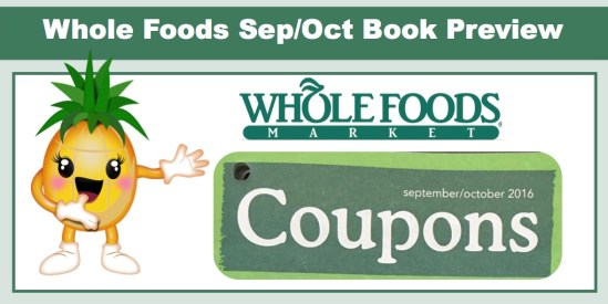 Whole Foods Coupon Preview