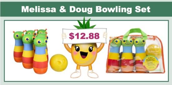 Melissa & Doug Sunny Patch Happy Giddy Bowling Set