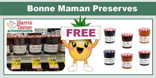 Bonne Maman Preserves Coupon Deal