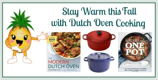 dutch oven cooking roundup