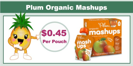 Plum Organic Mashups