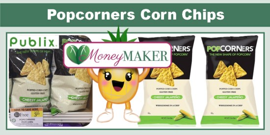 Popcorners Corn Chips coupon deal