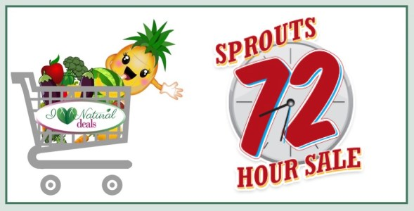Sprouts 72-Hour Sale