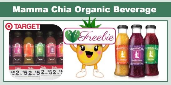 mamma chia organic beverage coupon deal