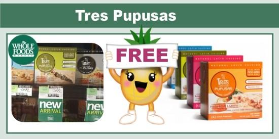 tres pupusas coupon deal wf