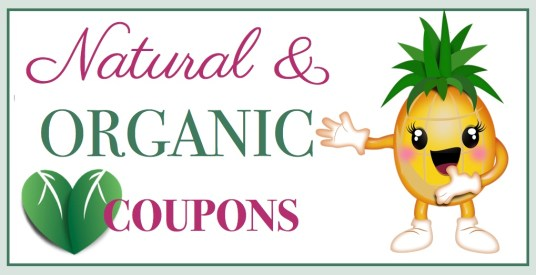 natural and organic coupons