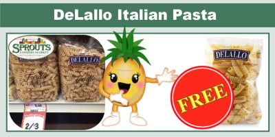 DeLallo Italian Pasta coupon deal