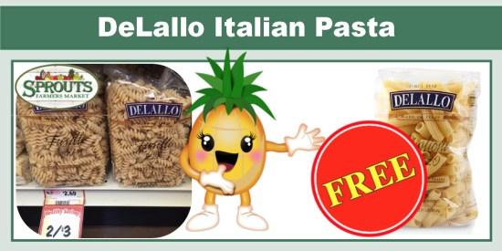 DeLallo Italian Pasta coupon deal