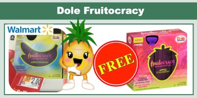 dole fruitocracy coupon deal