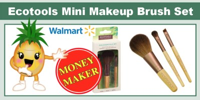 Ecotools Mini Essentials Makeup Brush Set Coupon Deal