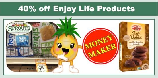 enjoy life products coupon