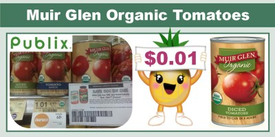 Muir Glen Organic Tomatoes coupon deal