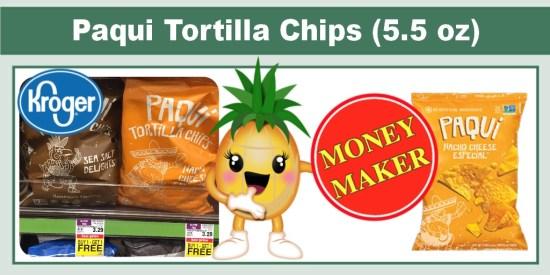 Paqui Tortilla Chips Coupon Deal