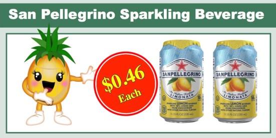san pellegrino sparkling fruit beverages