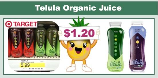 telula organic juice coupon deal