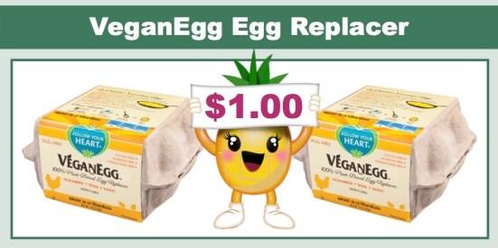 vegan egg replacer