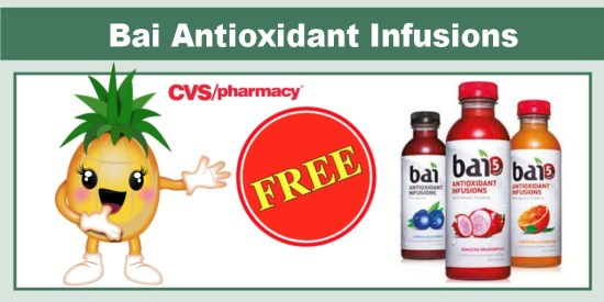 Bai Antioxidant Beverages Coupon Deal