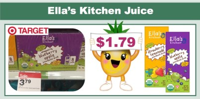 ella's kitchen juice coupon deal
