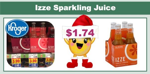 IZZE Sparkling Juice Coupon Deal