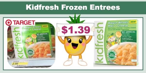kidfresh meals coupon deal