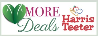 more harris teeter deals logo
