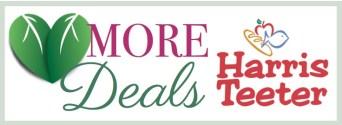 more harris teeter deals logo
